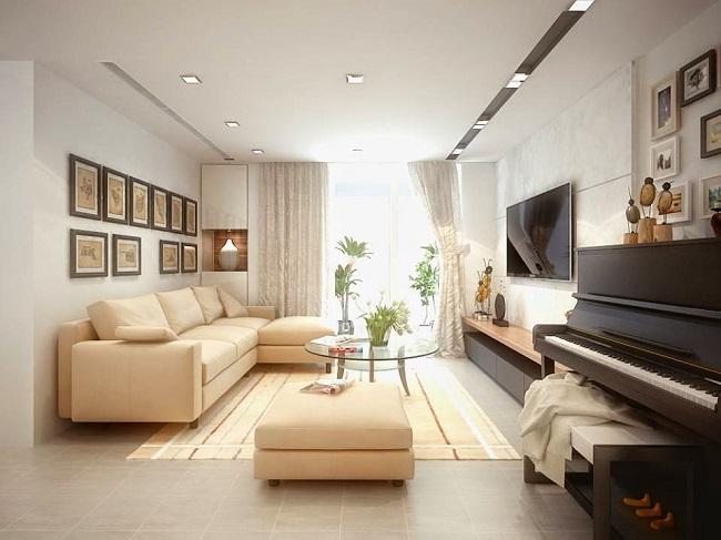 nhà mẫu căn hộ Đức Long Golden Land
