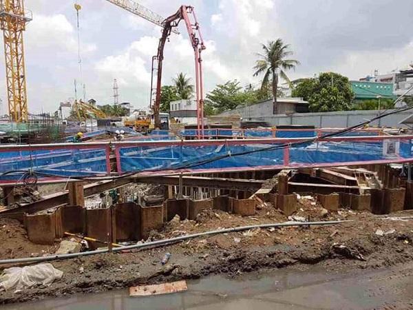 tiến độ dự án căn hộ pegasuite 2