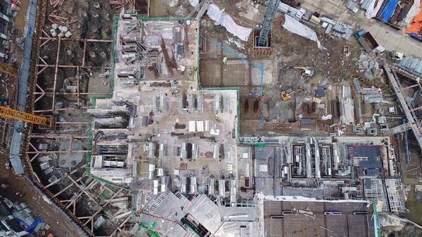 tiến độ dự án căn hộ pegasuite 2 quận 8