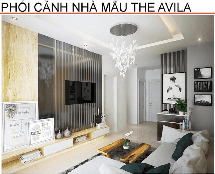 căn hộ The Avila 2